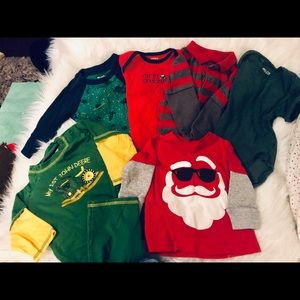 🐢 Bundle of baby boys clothes 6-9 months